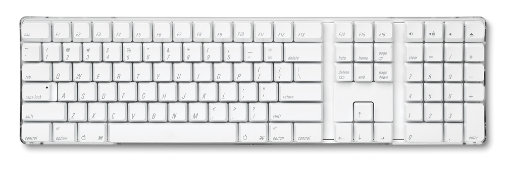 Apple Keyboard (2003)