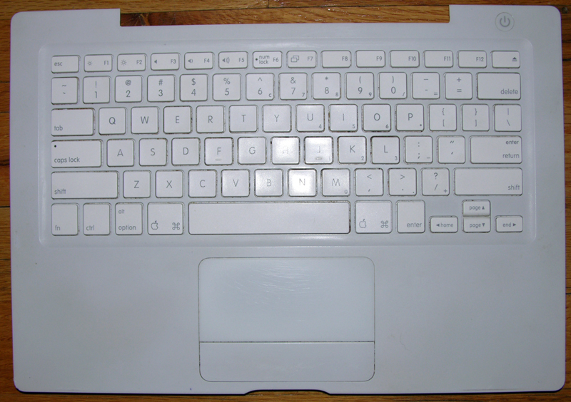 "MacBook ""chiclet"" keyboard"