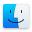 Mac OS / Finder (10.10–)