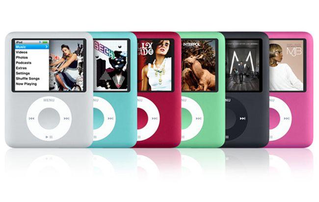 iPod nano 3rd gen