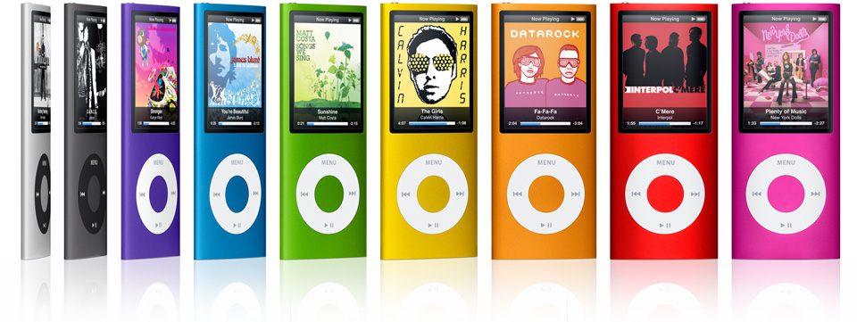 iPod nano 4th gen
