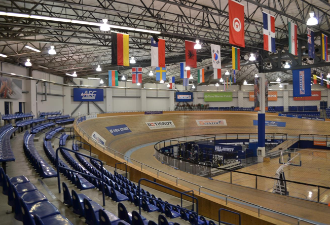 Velodromes at Home Depot Cenetr
