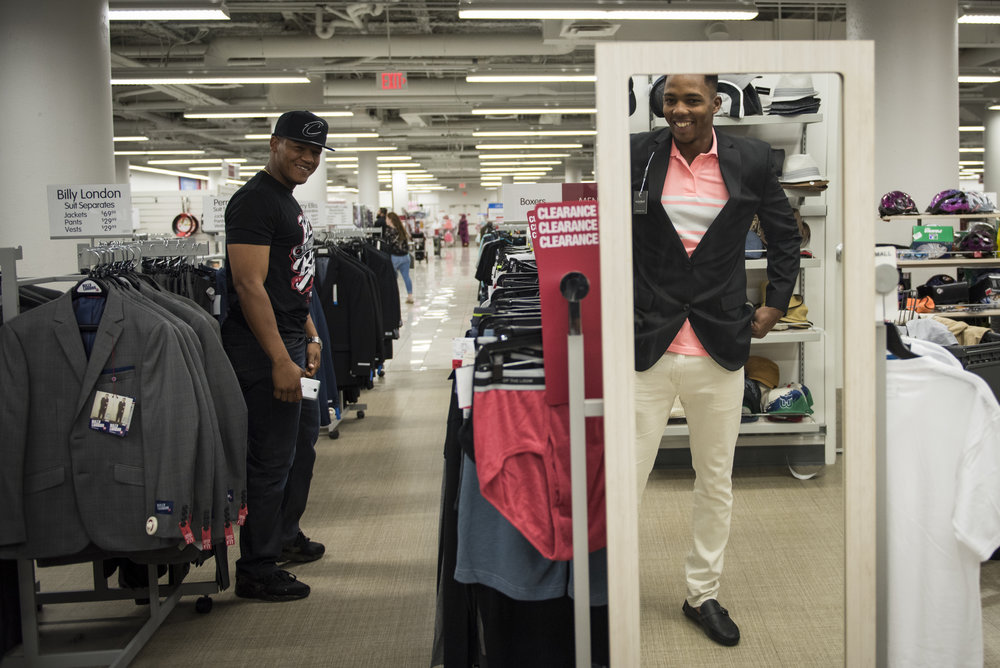 """I need to buy a suit in case I one day get called up to the majors,"" said Rafael Bautista during one of our conversations early in the season. On April 22nd, he along with the help of catcher Pedro Severino, went to the mall to purchase a suit jacket. Seven days later, on April 29th, he was called up."