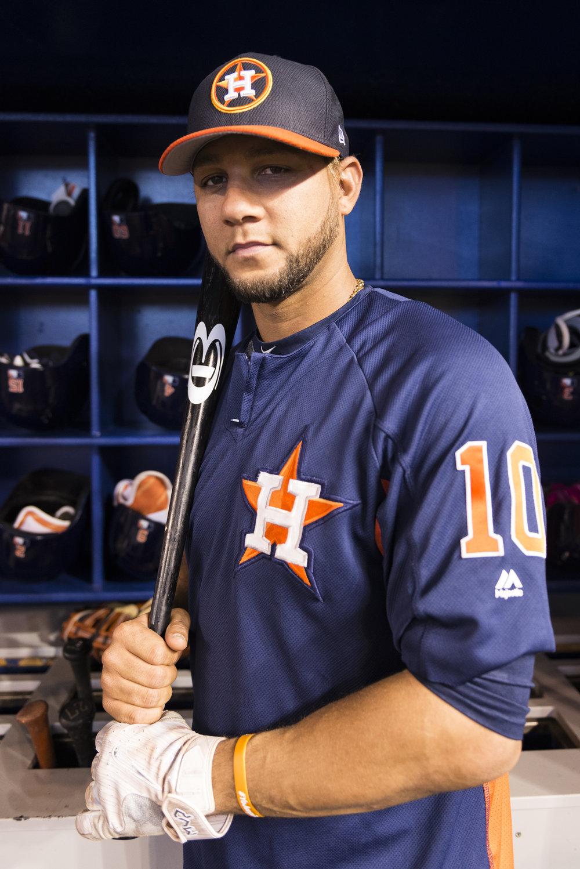 Yulieski Gurriel, Houston Astros
