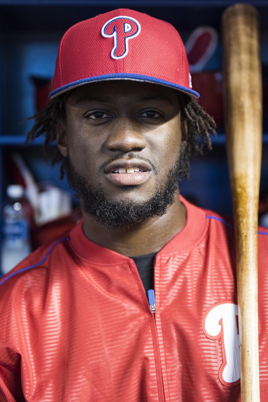 """Odubel """"El Torito"""" Herrera, Philadelphia Phillies"""