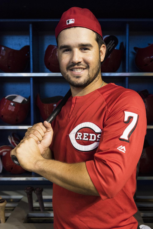 Eugenio Suárez, Cincinnati Reds