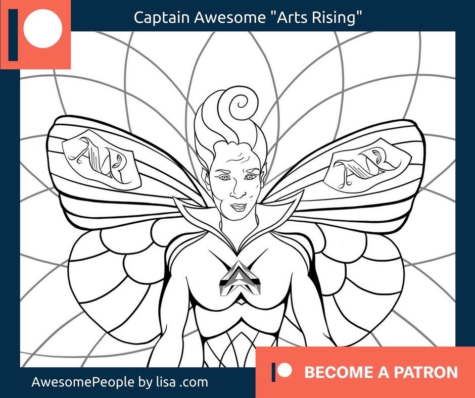 AwesomePeoplebylisa_ArtsRising