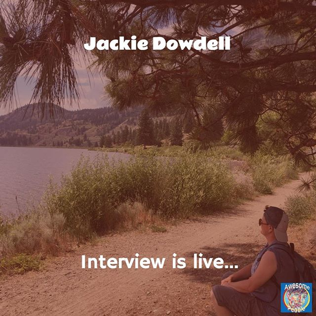 """""""if you could pass on one thing, what would that be?"""" Jackie replied with the most beautiful answer....find out in this incredible interview. Link in the bio... . #whatwouldjackiedo #exploringawesome #interview #youtubeinterview #bethechangeyouwanttobe #bethechangeyouwanttoseeintheworld #loveislove #femalepreneur #creativelifehappylife #dowhatyoulove #positivemood #findyourstrong #womenempoweringwomen #amazingwomen #girlboss"""