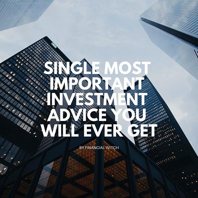 "Single Most Important Investment Advice You Will Ever Get  Photo by Sean Pollock on Unsplash  I want to start this year with a single most important piece of financial and investment advice you will ever get, and surprisingly it is not about stocks, bonds, budgeting, or debt reduction strategies. They do not teach this in college even if you major in finance, and you will not find this in books about finance or investing, nor in materials for industry exams to trade securities and provide financial advice. Even if your work in the industry, unless you have a very good mentor, you will never know it.  If you will ever take away just one thing from everything I write here, please take away this. The single most important advice that you will ever get is invest in yourself. You are your own best investment. There is no other security, financial instrument, or trading strategy (yes, including bitcoin and other cryptocurrencies) that will give you such a tremendous return for the level of risk you take.  Never stop learning, exploring, and growing. Acquire those new skills and/or ideas to get a better paying job or start your own business. And you can achieve this by doing something that is splashed all over social networks starting from LinkedIn to Instagram but usually never attributed to the author of the original quote, Charlie ""Tremendous"" Jones. Follow his advice that says, ""You will be the same person in five years as you are today except for the people you meet and books you read"" and that ""Leaders are readers"". Usually, we acknowledge the power of networking because we hear about it all the time, we may even be good at it and enjoy some benefits of it. But reading is somehow always left on the back burner. Why should we do just one thing that can bring us success if we can do both?"