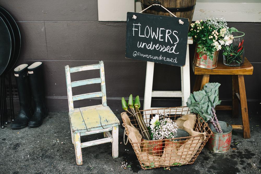 Flowers Undressed