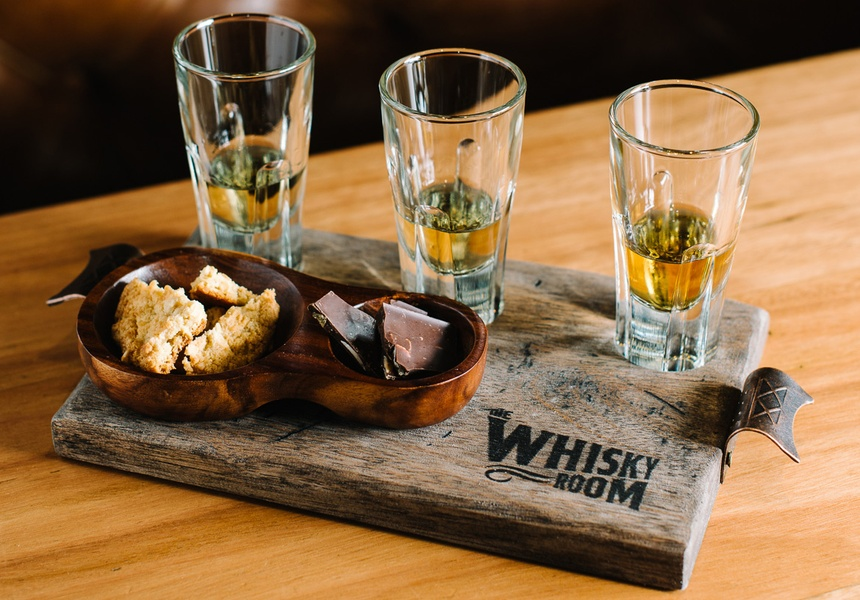 The Clock: Whisky Room