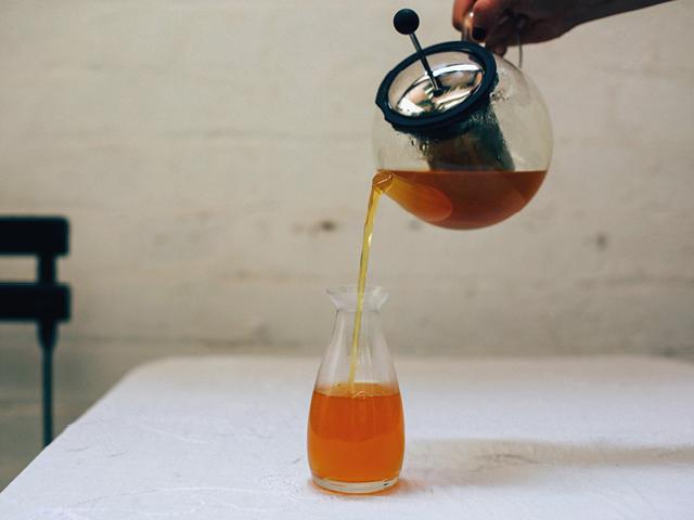 Slowpoke Journal: Winter Tea