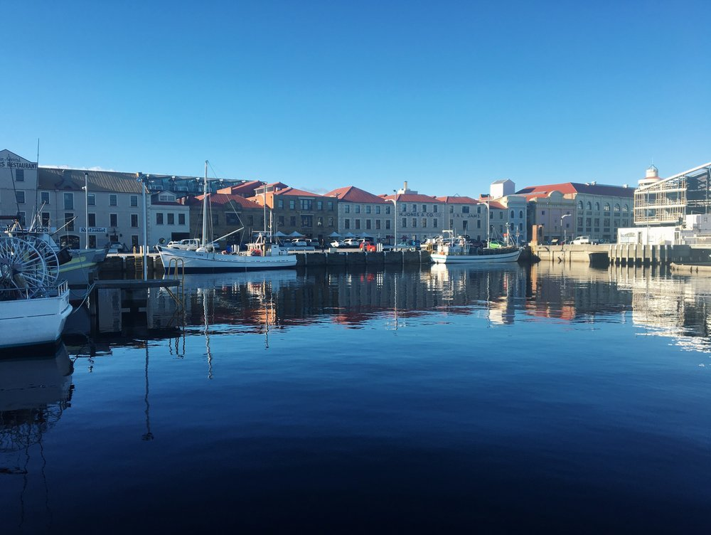 IN BED Journal: Hobart