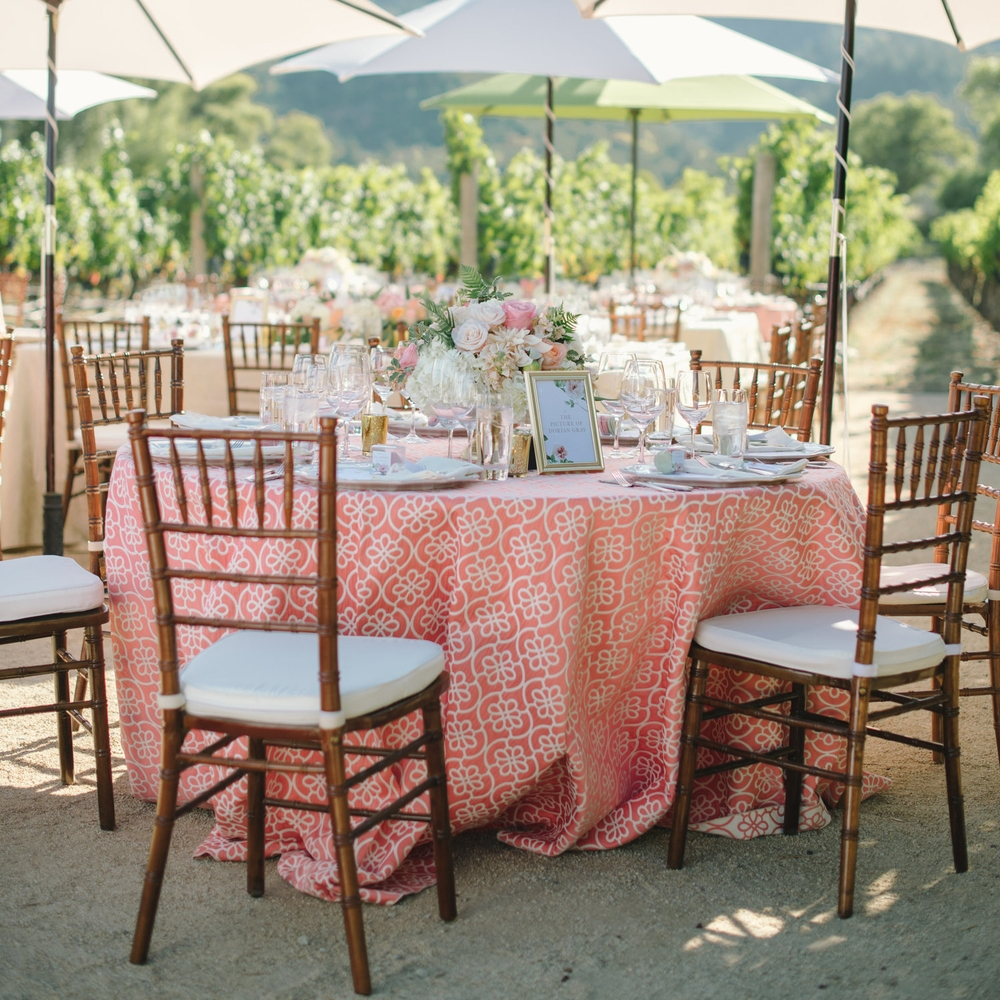 RUTHERFORD VINEYARD  WEDDING