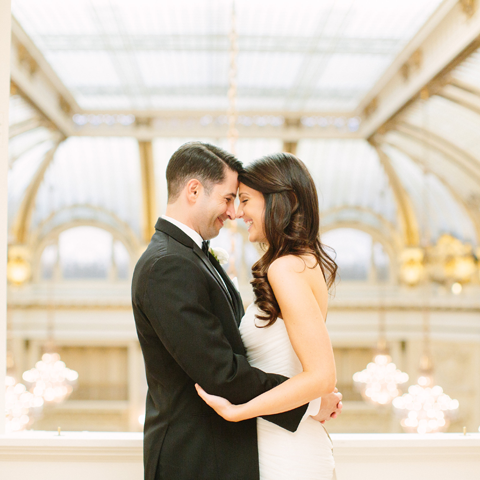 STYLE ME PRETTY | ELEGANT SAN FRANCISCO WEDDING