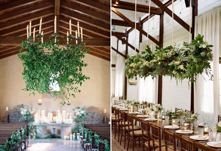 floral chandelier 2