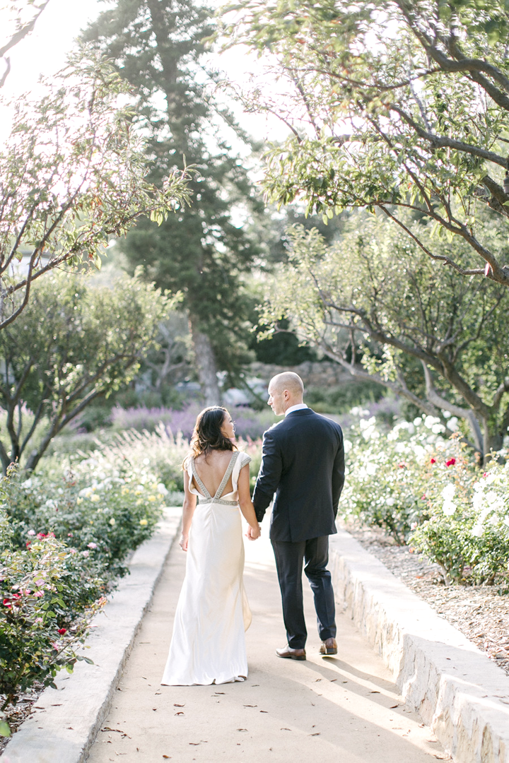 san ysidro ranch wedding 25