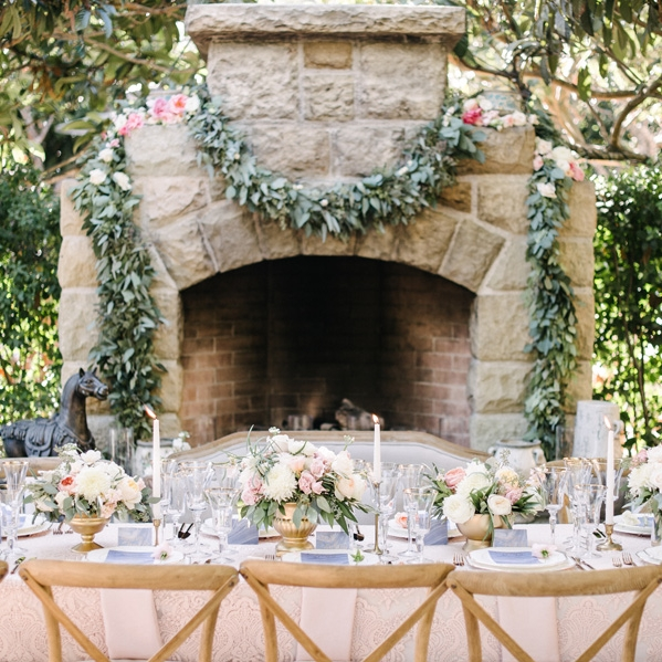 100 LAYER CAKE | SAN YSIDRO RANCH SANTA BARBARA WEDDING