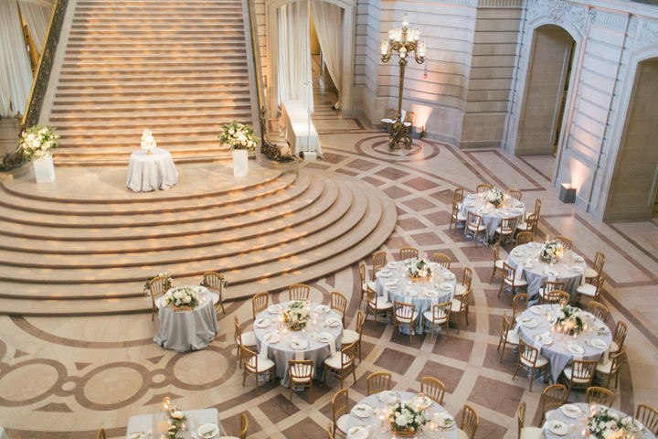 San Francisco City Hall Wedding Charmed Events Group