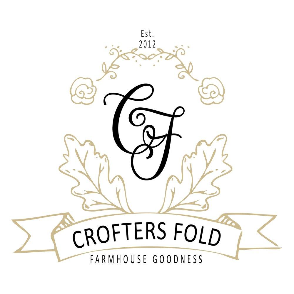 branding + website  crofters fold ESTATE