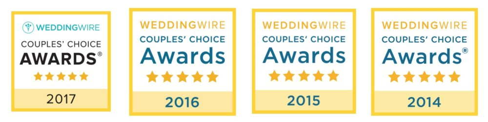 Thank you to my loyal #AddieInk brides for sharing your reviews on Wedding Wire!!!