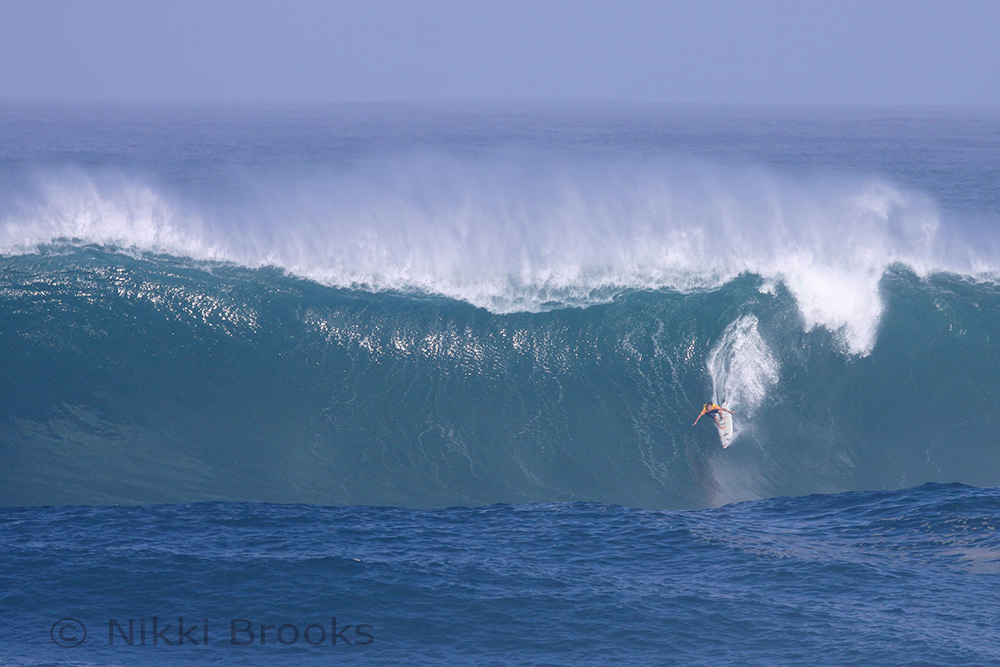 Mark Healey, Waimea Bay