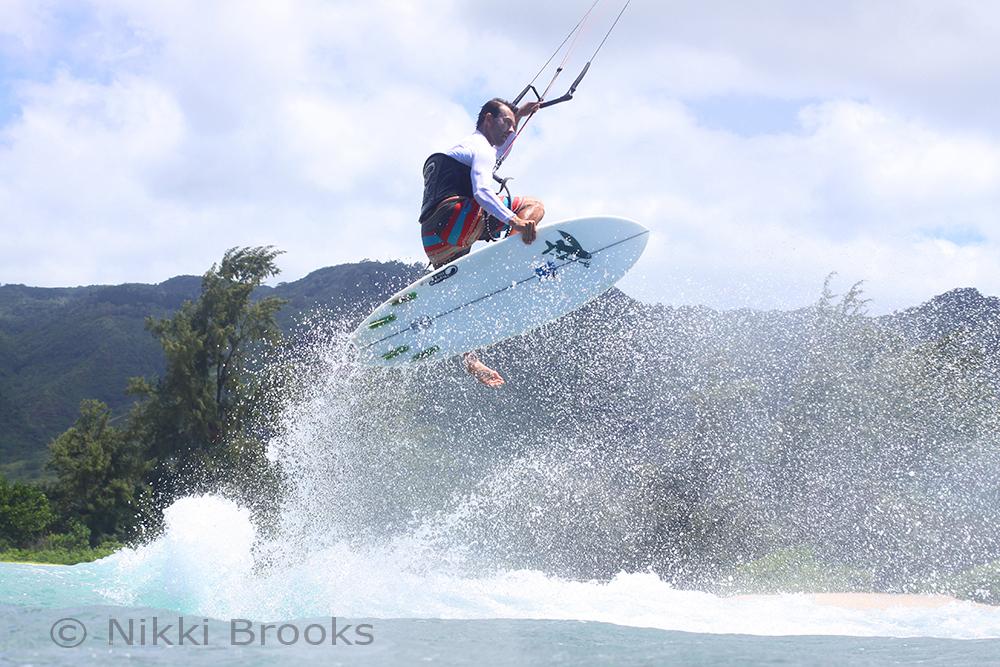 Kohl Christensen, Oahu