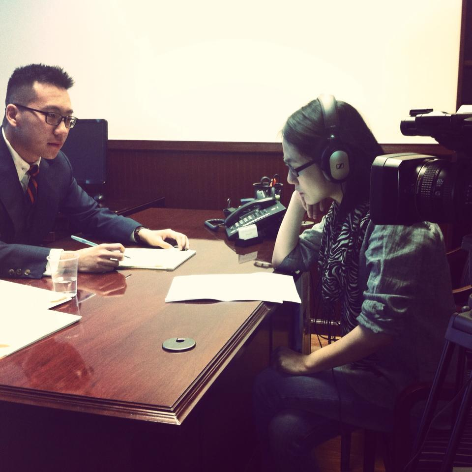 Place Holder Place Holder Title Sino Vision Interview on 2013 H1B