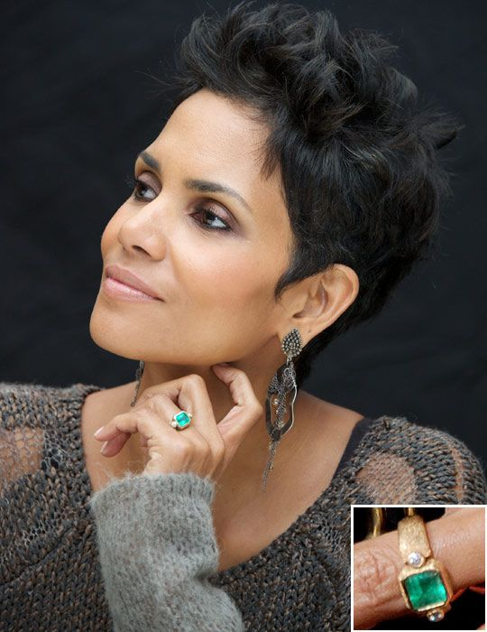 Halle Berry's Engagement Ring