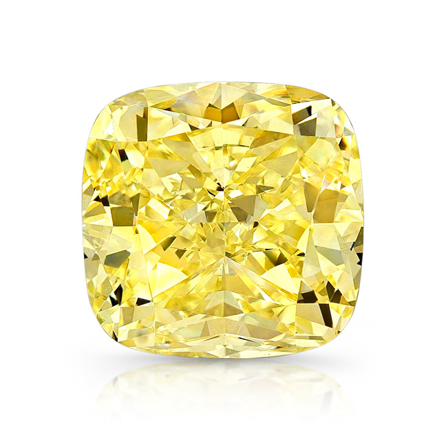 Fancy Yellow Diamond By Mizrahi Diamonds