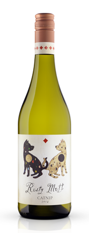 2014 Rusty Mutt Catnip Viognier The colour is a light straw with youthful green hues. The aroma is intense and complex displaying fresh apricot, grapefruit, orange blossom and floral perfume. The palate has a lovely texture and mouthfeel without being oily as Viognier is prone to do. There is an abundance of fruit, spice, citrus and hints of green capsicum held together will zesty acidity finishing on a clean dry citrus note.