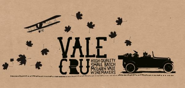 McLaren Vale - Vale Cru logo