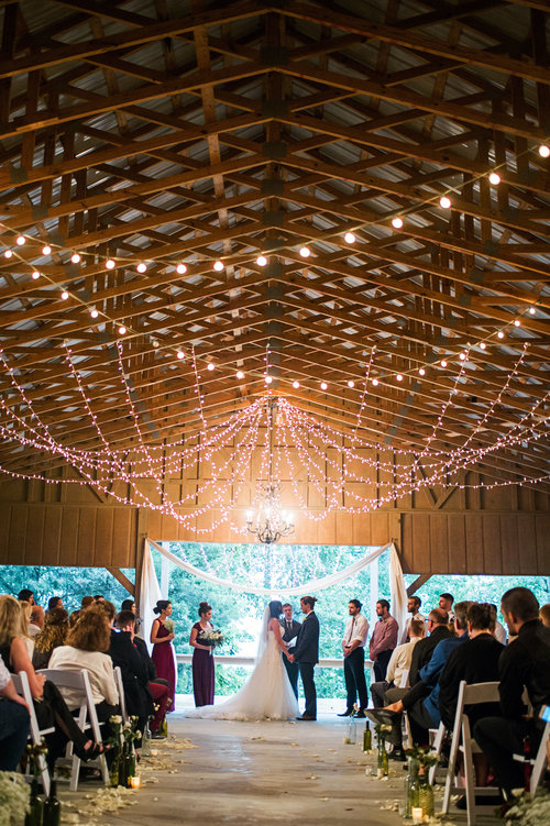 The Barn — Carolina Country Weddings & Events