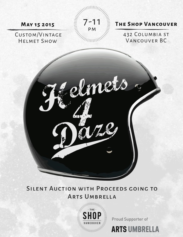 Click the image to be directed to the 'Helmets 4 Daze' Facebook Event Page.