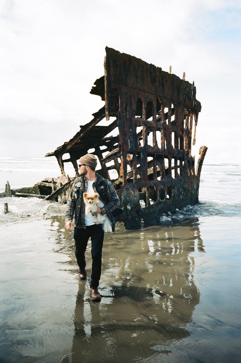 Toby Grubb x Shipwreck x Gus