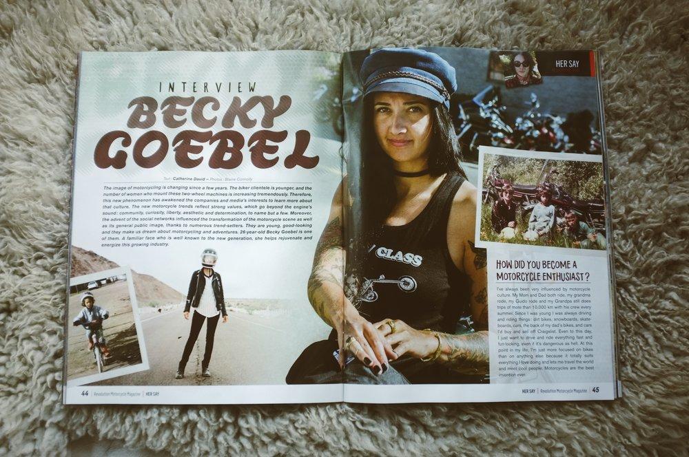Becky Goebel RMM