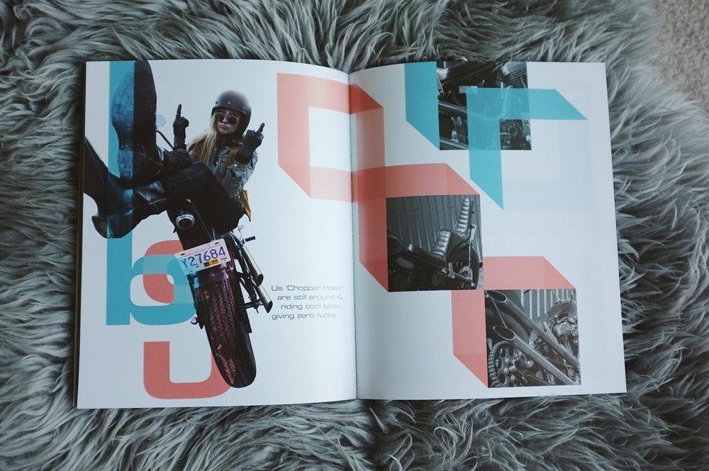DicE Magazine Becky Goebel