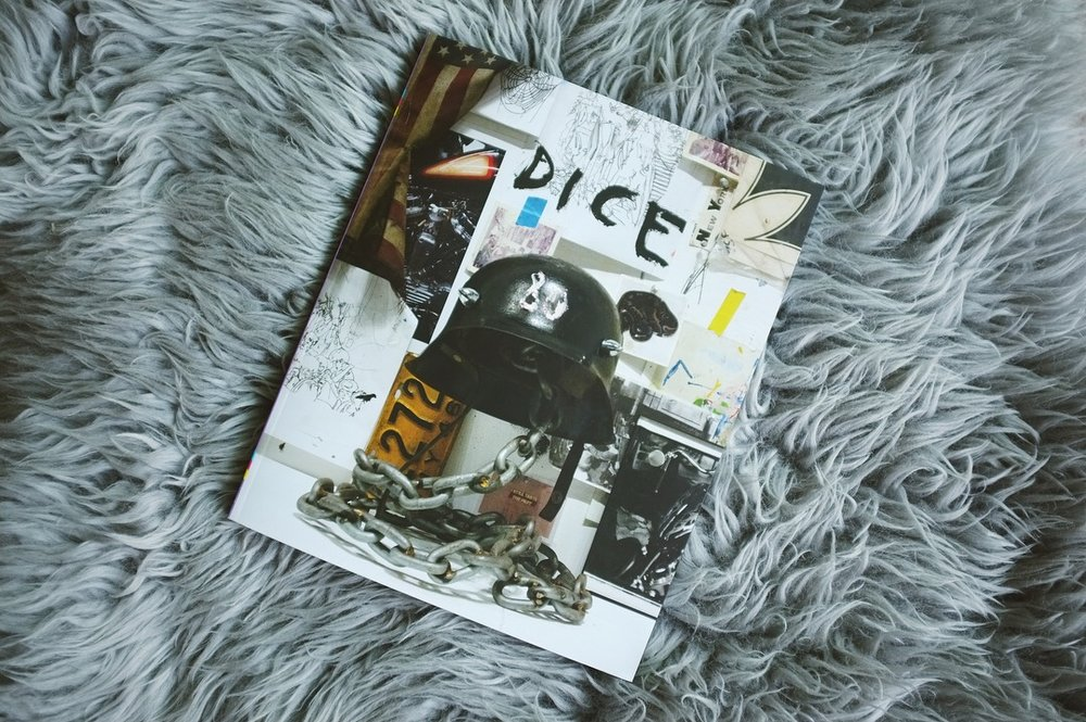 DicE Magazine // Becky Goebel