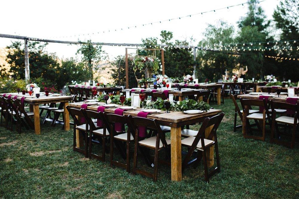 Secluded Garden Estate Arlyne Sanjines Wedding Temecula