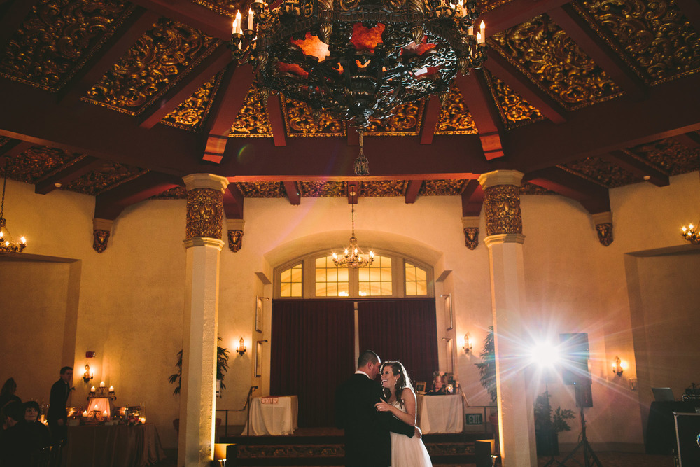 The Don Room San Diego Wedding
