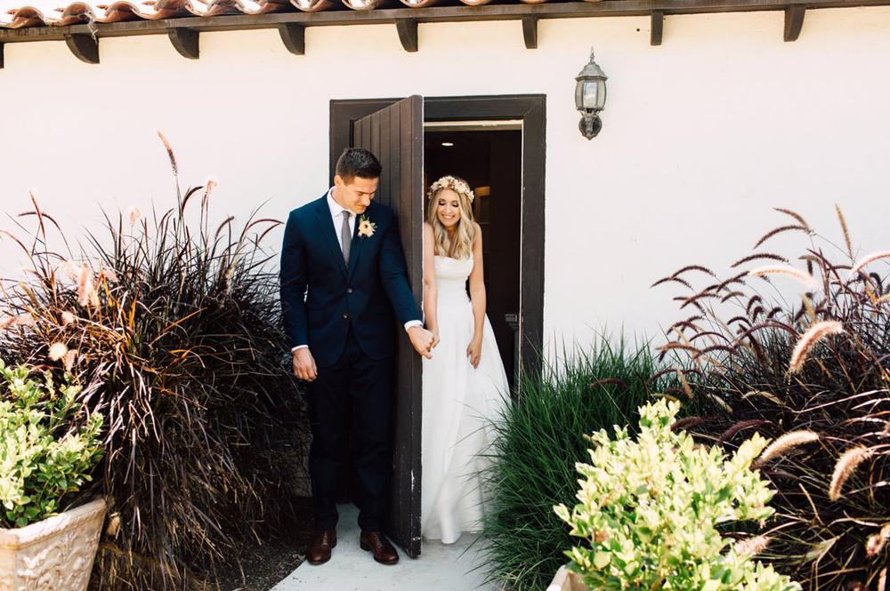 Boho Tropical San Clemente Wedding   Plum & Oak Photo   Green Wedding Shoes   Samantha Louise Moments