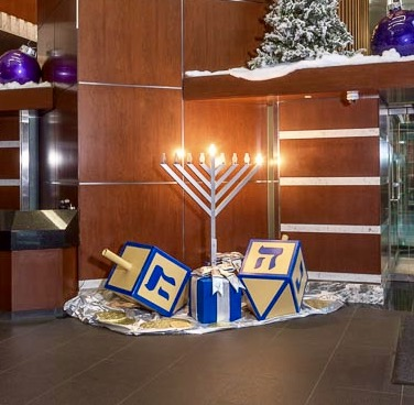 6 ft Menorah