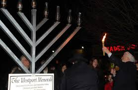 Westport+menorah.jpg