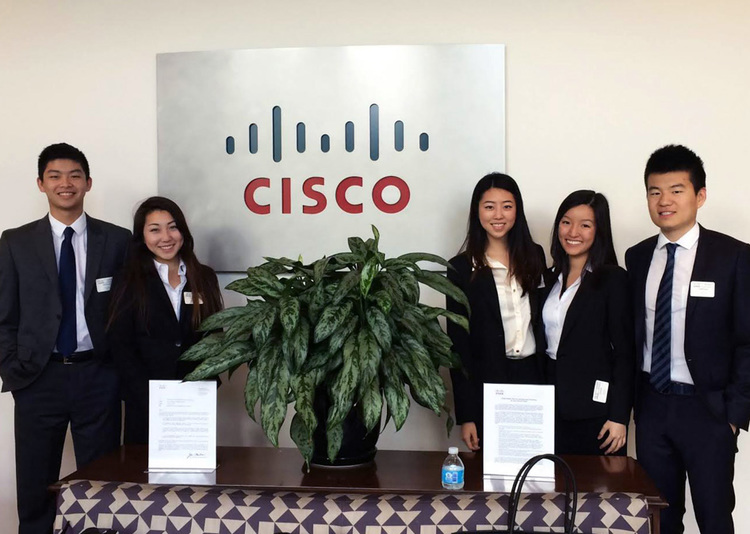 Cisco, Fall 2014