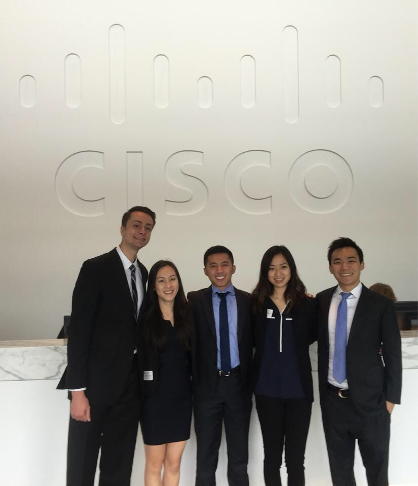 Cisco, Fall 2015