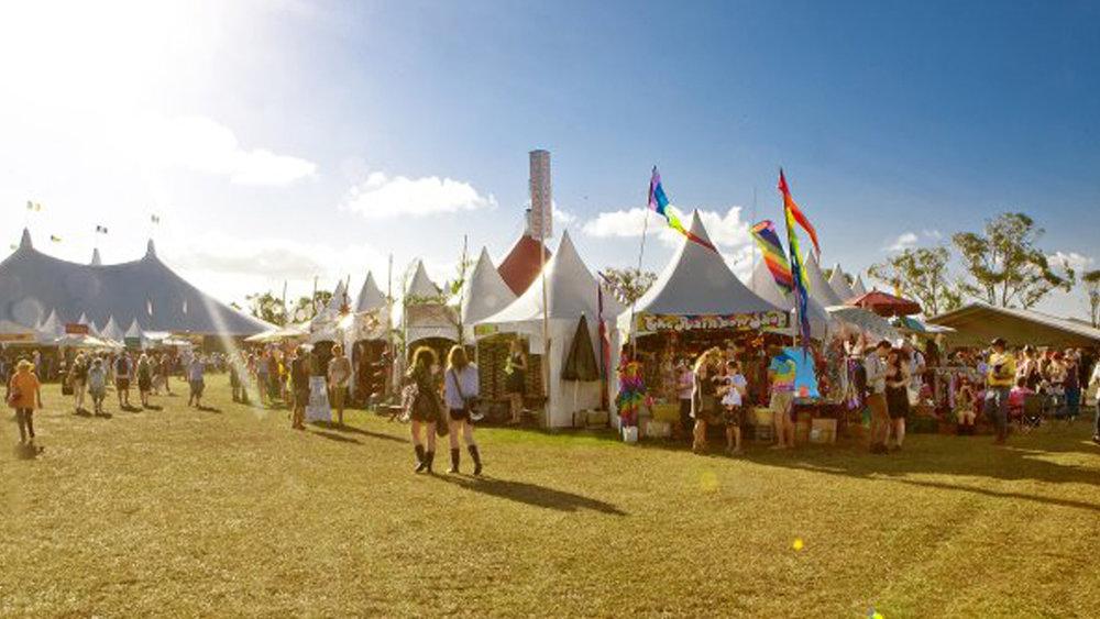 Bluesfest Australia - Stage Management