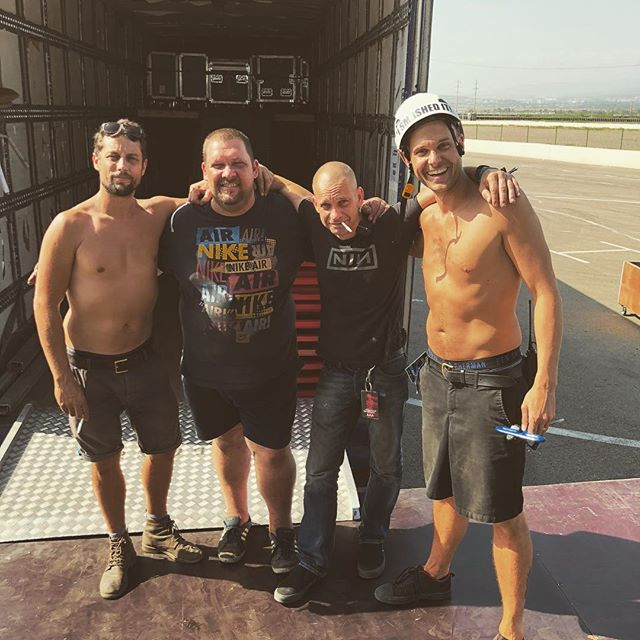 Load in!! ✊🏻 team Georgia smashed it! 👆🏻🚛