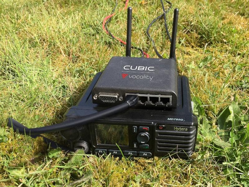Hytera Radio Support