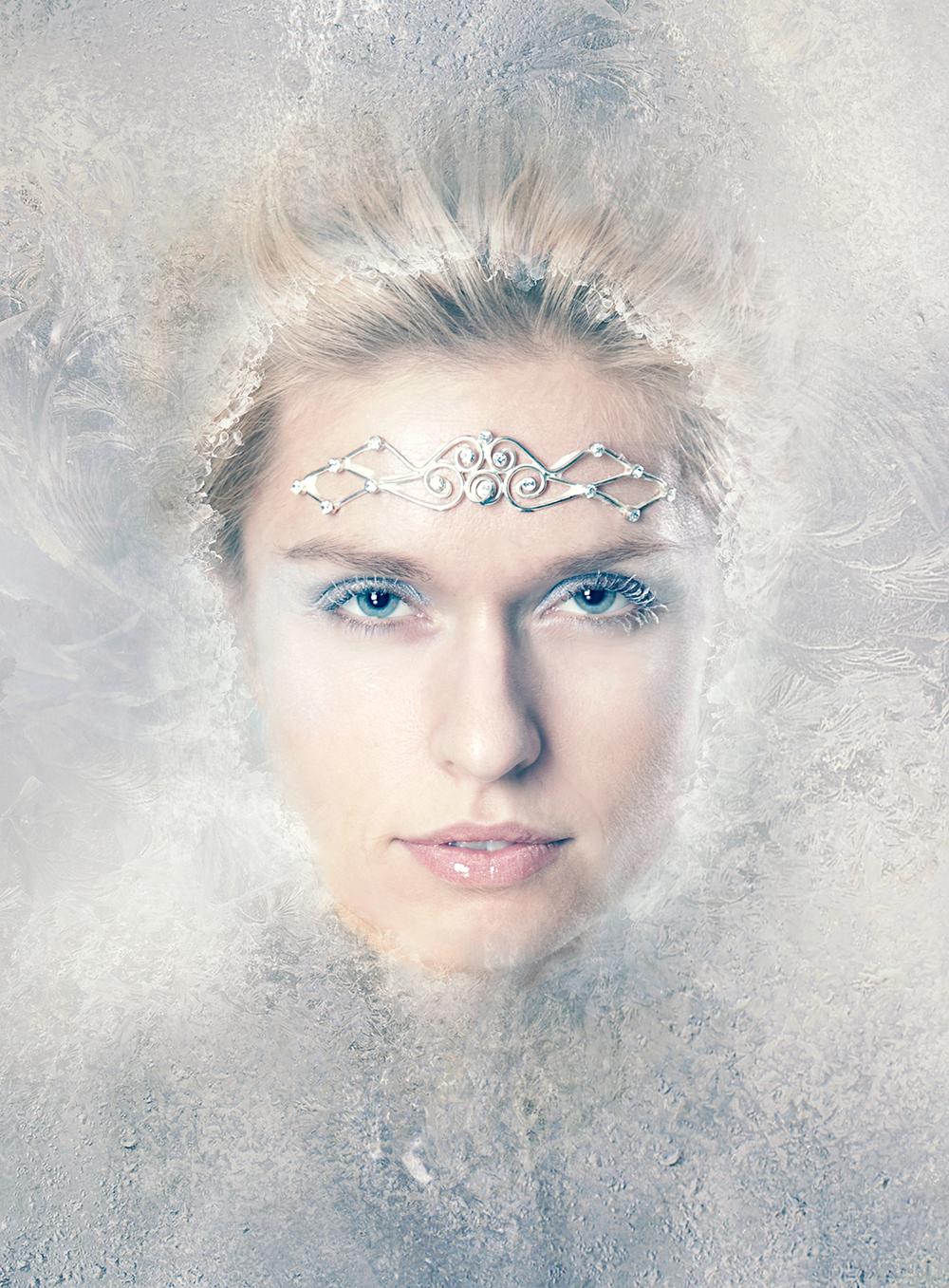 Frozen - portræt