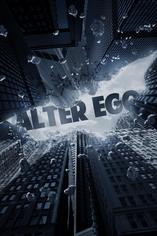 Alter Ego - plakatdesign